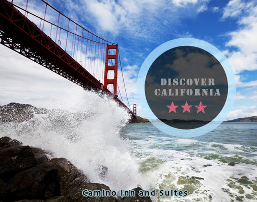 California has great beaches, fertile valleys and plenty of sunshine.