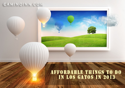 Affordable - Things to do Los Gatos - 2013