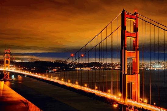 2013 Tourist Golden Gate