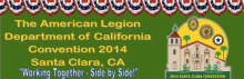 Santa Clara Convention Center 2014 American Legion Department of California